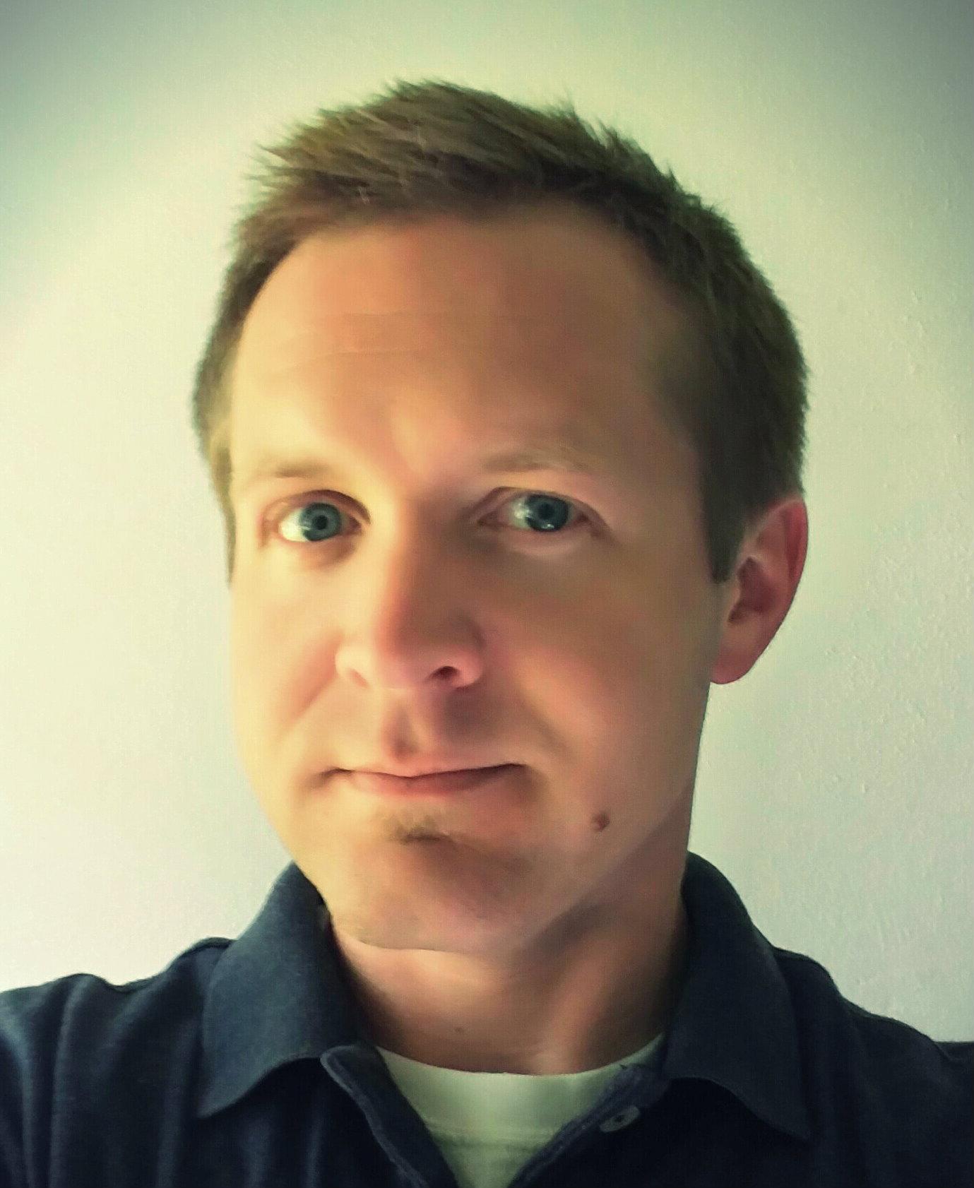 Headshot of Steven Potter