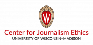Logo for the Center for Journalism Ethics