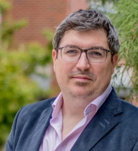 Photo of Damian Radcliffe