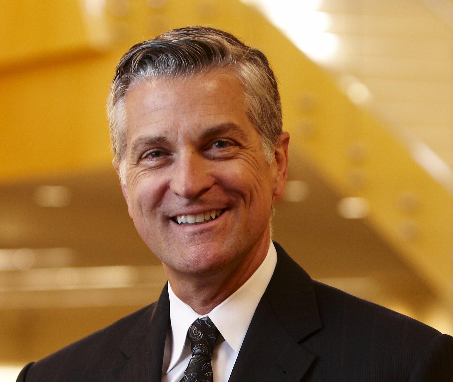 Headshot of Mike Gousha