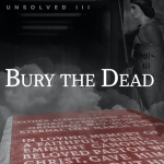 """Screenshot of the Unsolved series' first chapter """"Bury the Dead"""""""