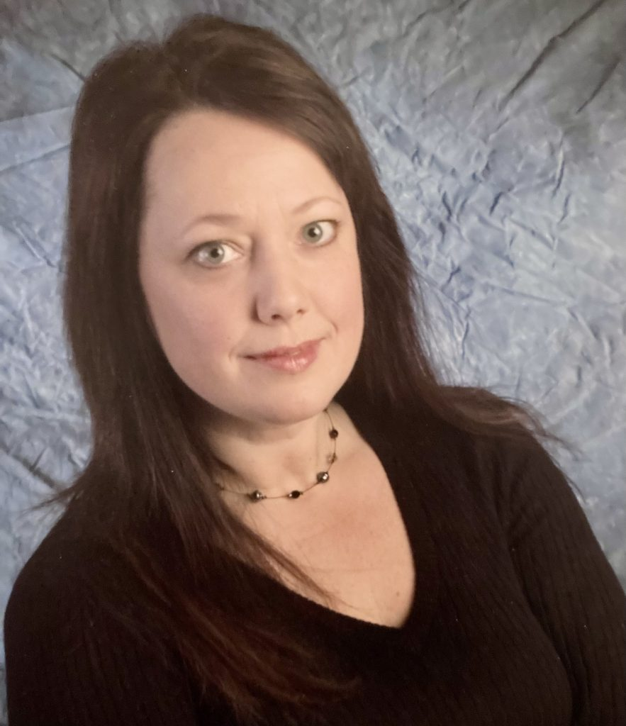 Headshot of Christy Gutowski