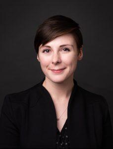 Head shot of Rebecca Monteleone